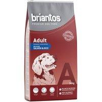 Briantos Adult Salmon & Rice - 3kg