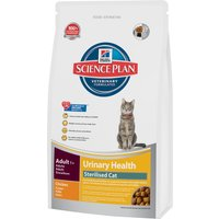 Hills Science Plan Adult Cat Urinary & Sterilised - Chicken - 8kg