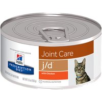 Hills Prescription Diet Feline - j/d Joint Care - Saver Pack: 24 x 156g