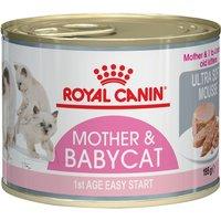 Royal Canin Babycat Instinctive Mousse - Saver Pack: 12 x 195g