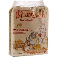 Greenwoods Meadow Hay 3kg - 3 x 1kg Mixed Pack