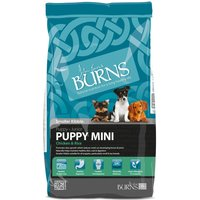 Burns Puppy Mini - Chicken & Rice - 12kg