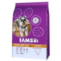 Iams Proactive Health Dry Dog Food Economy Packs 2 x 12kg - Small & Medium Dog Rich Chicken
