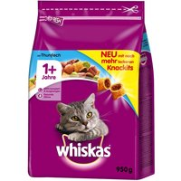 Whiskas 1+ Tuna - 3.8kg