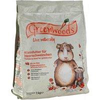 Greenwoods Guinea Pig Food - 3kg