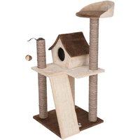 Cats Home Cat Tree - Beige / Brown