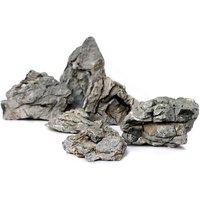 Mini Landscape Seiryu Rock - 100 cm Set: 10 natural rocks, approx. 13 kg