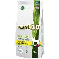 Forza 10 Bio Everyday - Medium & Large Breed - Economy Pack: 2 x 12kg
