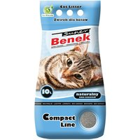 Super Benek Compact Cat Litter - 10 litres