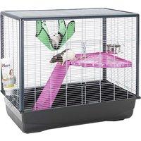 Savic Small Pet Cage Zeno 2 - 80 x 50 x 70 cm (L x W x H)