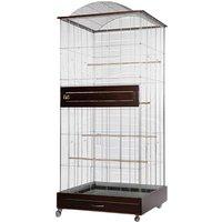 Skyline Loretto XL Bird Cage - 78 x 75 x 175 cm (L x W x H)