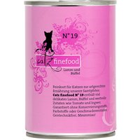 Catz Finefood Can 6 x 400g - Poultry