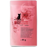 Catz Finefood Pouch Mixed Saver Pack 12 x 85g - Mixed Saver Pack I
