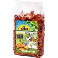 JR Farm Carrot Chips - Saver Pack: 5 x 125g