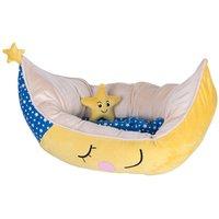 Snuggle Bed Moon - 70 x 45 x 30 cm (L x W x H)