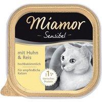 Miamor Sensitive 6 x 100g - Turkey & Pasta