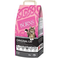 Burns Original Cat - Chicken & Brown Rice - Economy Pack: 2 x 5kg