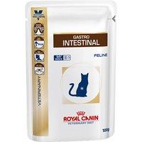 Royal Canin Veterinary Diet Cat - Gastro Intestinal - 12 x 100g