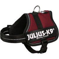 Julies K9 Power Harness - Bordeaux - Mini-Mini