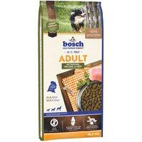 Bosch Adult Poultry & Millet Dry Dog Food - 15kg