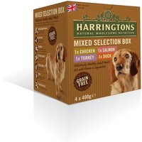 Harringtons Complete Adult Dog - Mixed Pack 400g - 16 x 400g