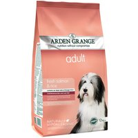 Arden Grange Adult Salmon & Rice - 12kg