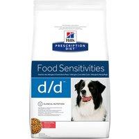 Hills Prescription Diet Canine d/d Allergy & Skin Care Salmon & Rice - 12kg