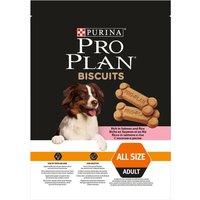 Pro Plan Dog Biscuits Salmon & Rice - Saver Pack: 3 x 400g