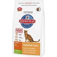 Hills Science Plan Adult Cat Optimal Care - Rabbit - 2kg