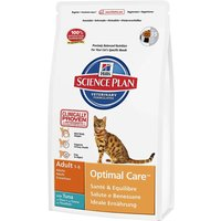 Hills Science Plan Dry Cat Food Economy Packs - Adult Urinary & Hairball Chicken 2 x 3kg