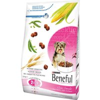 Beneful 2 in 1 Little Gourmets Dog Food - Economy Pack: 3 x 1.4kg