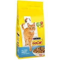 Go-Cat Adult Tuna, Herring & Vegetables - 10kg