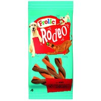 Frolic Rodeo Dog Treats - Beef 105g