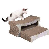 zoolove 2-in-1 Scratch Furniture - 50 x 21 x 20 cm (L x W x H)