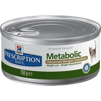 Hills Prescription Diet Feline - Metabolic - Saver Pack: 24 x 156g