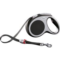 flexi Vario Tape Lead Medium - Anthracite Grey 5m - Multi Box - Anthracite Grey