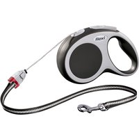 flexi Vario Cord Lead Small - Anthracite Grey 8m - Anthracite Grey 8m