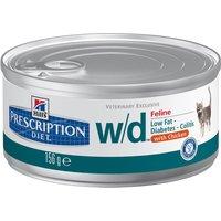 Hills Prescription Diet Feline - w/d - 12 x 156g cans