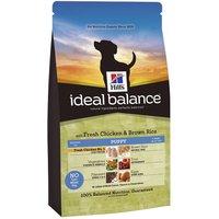 Hills Ideal Balance Puppy - Chicken & Brown Rice - 12kg