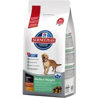 Hills Science Plan Canine Adult - Perfect Weight Large - Economy Pack: 2 x 12kg