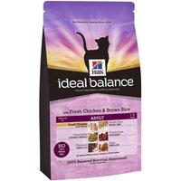 Hills Ideal Balance Feline Adult - Chicken & Brown Rice - 4kg