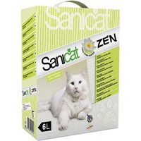 Sanicat Zen Clumping Litter - Economy Pack: 3 x 6l