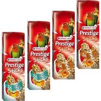 Prestige Sticks for Large Parakeets Mixed Pack - 4 x 2 Sticks (560g)