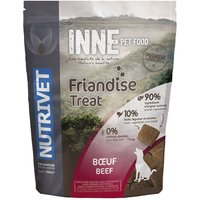 Nutrivet Inne Dog Treats - Beef - Saver Pack: 3 x 250g