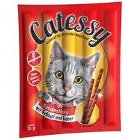 Catessy Sticks 10 sticks - With Salmon & Trout
