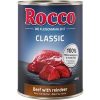 Rocco Classic 6 x 400g - Beef with Game