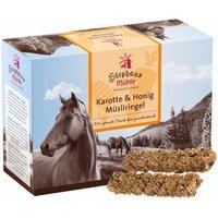 Stephans Mhle Muesli Bars for Horses Carrot & Honey - 12 x 2 Bars