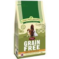 James Wellbeloved Adult Grain-Free - Turkey & Vegetable - Economy Pack: 2 x 10kg