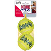 KONG AirDog Squeakair Ball - Large (2 Pack)