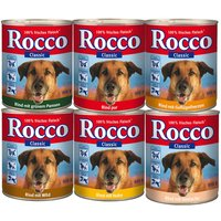 Rocco Mixed Trial Pack 6 x 800g - Classic